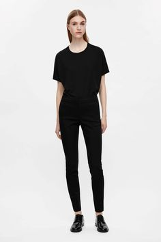 COS | Welt pocket slim-fit trousers