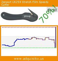 Zenport UK259 Stretch Film Speedy Cutter (Tools & Home Improvement). Drop 70%! Current price $4.30, the previous price was $14.50. http://www.adquisitio.us/zenport/uk259-stretch-film-speedy