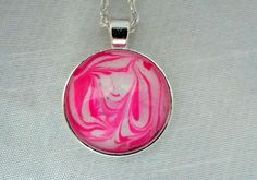 Necklace Free shipping Handcrafted Pendant Jewelry by Zedezign