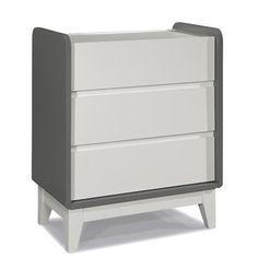 Zutano Tivoli 3 Drawer Dresser