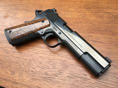 Ted Yost - Full Custom Colt 1911