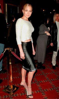 Jennifer Lopez In LA, 2000