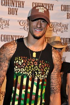 colin kaepernick @Laura Jayson Brown