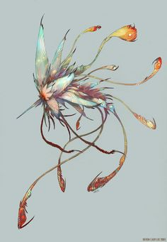 The Siren by ~Gorrem on deviantART Race(Plant planet?)