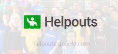 Helpouts de Google, profesores particulares a distancia - Formación Online | http://formaciononline.eu/helpouts-google-profesores-particulares-distancia/