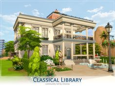 Lhonna's Classical Library