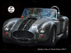 Mark Fisher American Photographer™: A Shelby Cobra • American Photographer Mark Fisher...