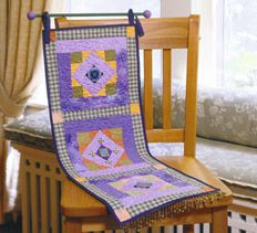 Mini Quilt Wall Hanging > Creative Home Arts Club
