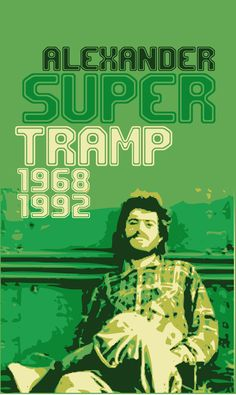 Christopher McCandless.. so amazing. love his story. tragic death but a great inspiration