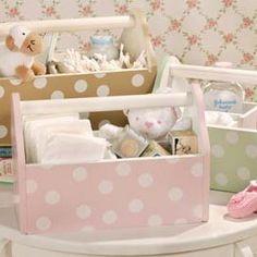 Baby Nursery Organization, Baby Nursery Storage Bins, Kids Carryalls