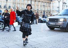 Worst Street Style @ Paris Fashion Week 2014 #PFW