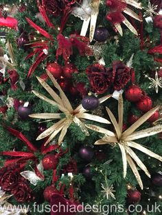 Christmas tree decor Henry Street