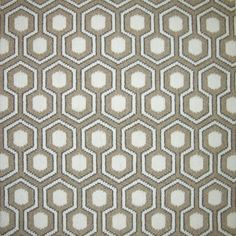 Contemporary Carpeting Gallery: David Hicks Hexagon House, Color: Amber
