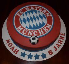 Bayern München Cake Bayern München Torte