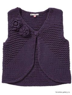 Knitted Boys and Girls Baby Sweater, Vest Cardigan Patterns Knitted Boys and Girls Baby Sweater, Vest Cardigan Patterns Welcome to the knitting vest models gallery. We have created beautiful male baby vest m. Baby Knitting Patterns, Knitting For Kids, Free Knitting, Baby Cardigan, Crochet Dress Girl, Knit Crochet, Crochet Dresses, Kids Vest, Cardigan Pattern