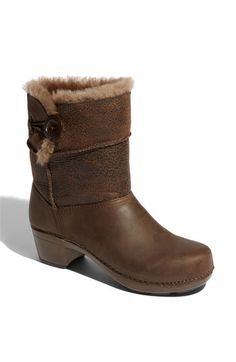 """Dansko """"Stormy"""" Boots -  not the very best looking boots in the world, however they ARE the most comfortable boots I've ever worn.  I simply LOVE Dansko!"""