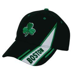 Boston Cap Shamrock Style Cap