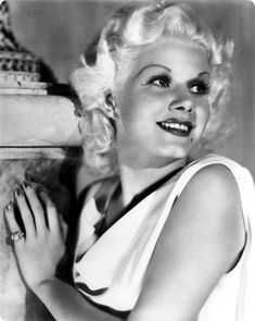 Jean Harlow Close Ups - Yahoo Image Search Results