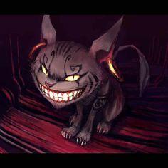 Cheshire Cat -Alice Madness Returns