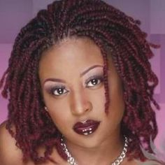 5 Cute Twist Braided Hairstyles for African American|Designideaz