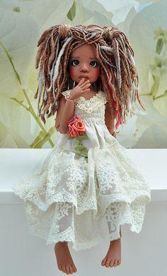 Dolls by Kaye Wiggs love my black - Google Search