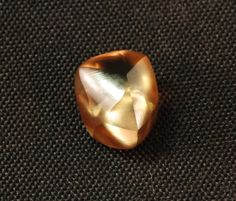 2.95-carat brown diamond found at Arkansas state park.   A lucky Terry Staggs of Richmond, Kentucky, found a 2.95-carat rough brown diamond at the Crater of Diamonds State Park in Murfreesboro, Arkansas, on July 4.