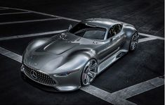 Awesome Mercedes-Benz AMG Vision Gran Turismo Concept Revealed - Carhoots