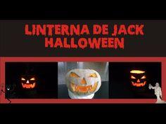 LINTERNA DE JACK - HALLOWEEN
