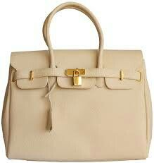 Perfect off white bag.