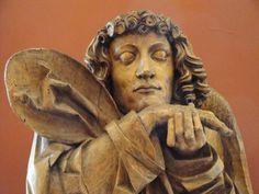 Martin Hoffmann, Saint Jean endormi, Musée des Beaux-Arts de Dijon | Flickr - Photo Sharing!