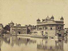 1860s :: Golden Temple , Amritsar #Twitter