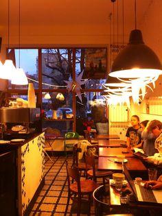 WARSZAWA rozne kawiarnie
