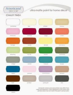 28 fabulous Waverly Chalk Paint Colors – thaduder.com