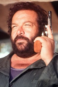 Italian actor Bud Spencer dies at 86 Bud Spencer, Patrick Wayne, Terence Hill, Mario, Roger Nelson, Camping Gifts, Fitness Gifts, Ap Art, Movie Stars