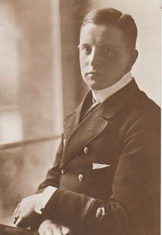 Prince William Friedrich of Schleswig-Holstein, the Duke of Schleswig-Holstein and Head of the House of Oldenburg from1934 until his death in 1965.  Descendant of Q.Victoria's half-sister Feodora, he married 2nd cousin Princess Marie Melita of Saxe-Coburg Gotha.