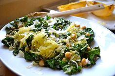 Spaghetti Squash Salad by Rachel Schultz