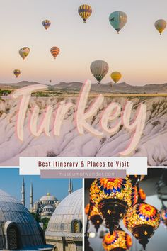 Turkey Travel | Turkey Itinerary | Best Places to Visit in Turkey | Beautiful Places in Turkey | Turkey Trip | The Best of Turkey | Istanbul | Cappadocia | Pamukkale | Kas|2 weeks in Turkey |Turkey Travel Plan | Traveling in Turkey | Best places to See in Turkey | Turkey for First Timers| Europe Travel Guide, Travel Plan, Travel Goals, Asia Travel, Travel Guides, Travel Destinations, Euro Travel, European Destination, Turkey Travel