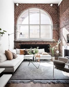 Industrial Loft with