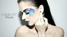 Just me :) Avantgarde styling Special Effects, Halloween Face Makeup, Make Up, Artist, Artists, Makeup, Beauty Makeup, Bronzer Makeup