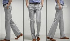 gray wedding suits for men   Fashion Grey Mens Suit Single-Breasted 1 Button Slim Fit wedding suit ...