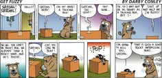 Get Fuzzy strip for May 17, 2015