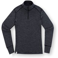 Outdoor Clothing Women's Woolies 150 Zip T-Neck Stripe Base Layer Top ** Check out this great product. (This is an affiliate link and I receive a commission for the sales) #Clothing