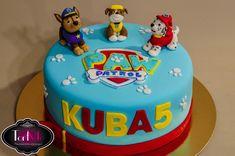 Znalezione obrazy dla zapytania torty urodzinowe z psim patrolem