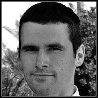 Meet the Interns: Donald Weir, Fiction Editor
