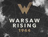 Warsaw Rising by Pawel Rebisz