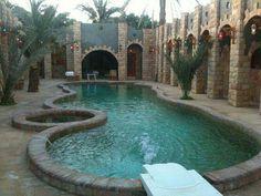 Hotel in siwa Egypt