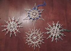 Image result for diy german straw star
