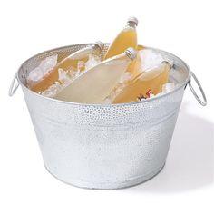 galvanised ice bucket kmart outdoor living pinterest ice ice buckets and buckets. Black Bedroom Furniture Sets. Home Design Ideas
