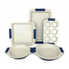 Multi-functional and non-stick pans! Work great for pies, cupcakes, cakes, brownies - you could start a baking business!