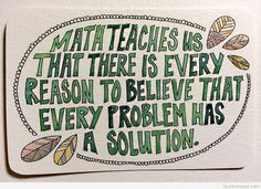 Discover and share Christmas Math Quotes. Explore our collection of motivational and famous quotes by authors you know and love. Math Teacher, Teaching Math, Math Class, Teaching Ideas, Leadership Quotes, Education Quotes, Inspirational Math Quotes, Funny Math Quotes, Solution Focused Therapy